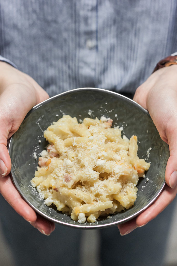 Neapolitan Pasta and Potatoes
