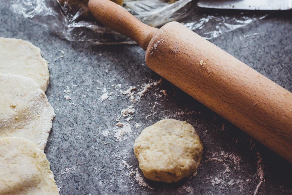 dough for potato scones